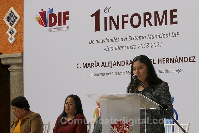 Alejandra-Daniel-rindio-su-Primer-Informe-7