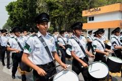 recorrido tradicional del Desfile del 5 de Mayo 12