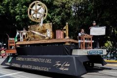recorrido tradicional del Desfile del 5 de Mayo 13