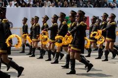 recorrido tradicional del Desfile del 5 de Mayo 14