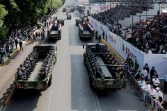 recorrido tradicional del Desfile del 5 de Mayo 7
