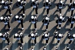 recorrido tradicional del Desfile del 5 de Mayo 8