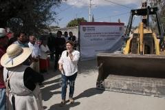 Marisol Cruz obras para Tecamachalco 10