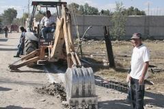 Marisol Cruz obras para Tecamachalco 3