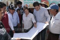 Marisol Cruz obras para Tecamachalco 5