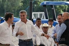 Tony Gali entrega apoyo al campo Aguacate 6