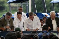 Tony Gali entrega apoyo al campo Aguacate 9